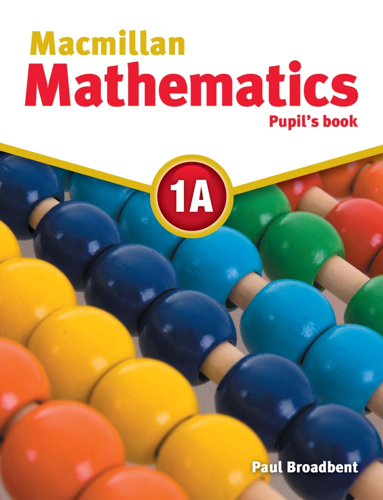 Macmillan Maths 1A Pupil's Book & CD-ROM Pack