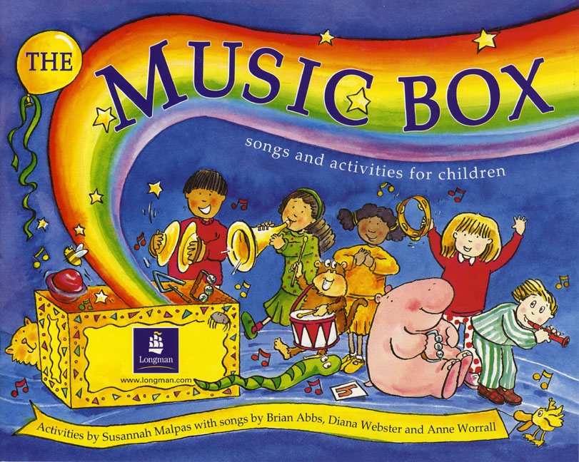 Music Box Songs and Activities for Children Activity Book