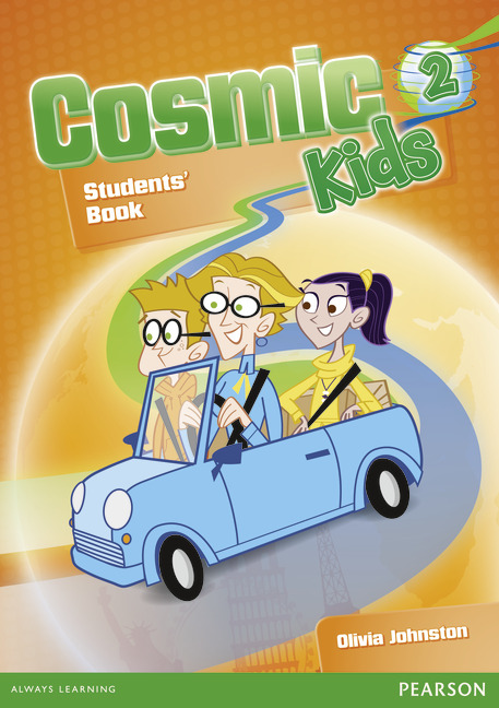 Cosmic Kids 2 Students' Book and Active Book