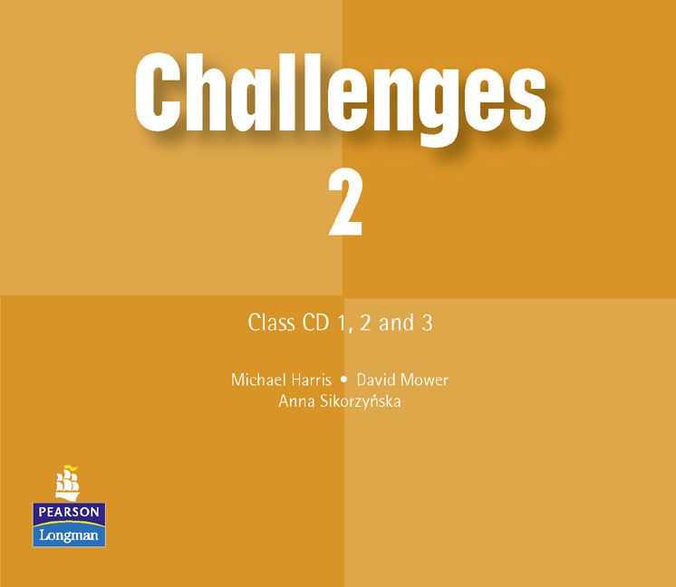 Challenges 2 Class CD 2 1-3