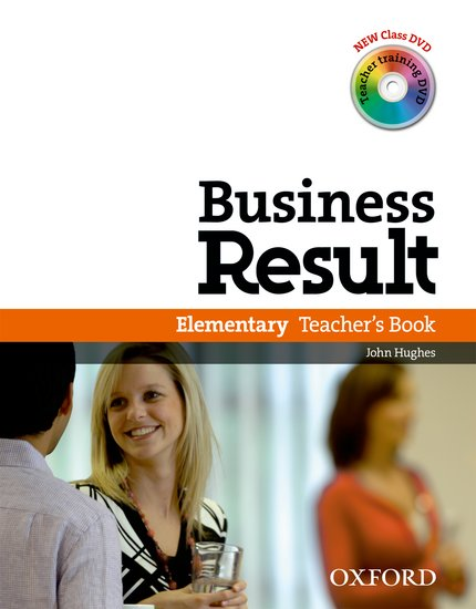 Business Result Elementary Teacher's Book Pack