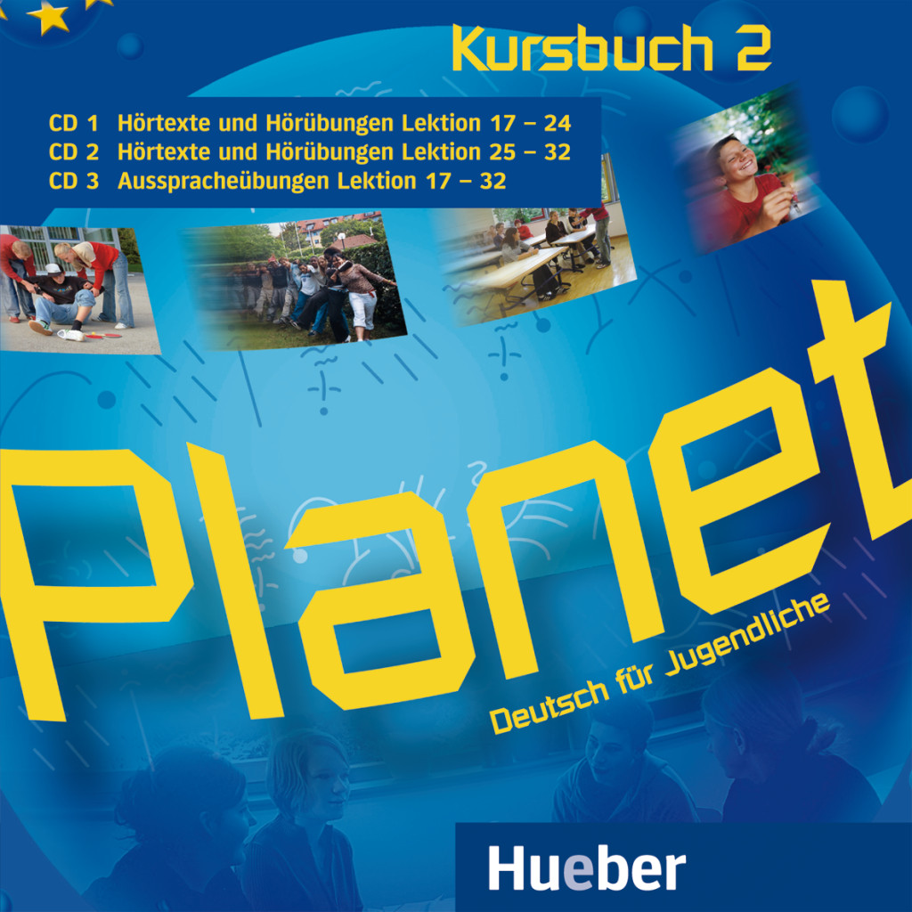 Planet 2 Audio-CDs zum Kursbuch