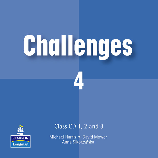 Challenges 4 Class CD