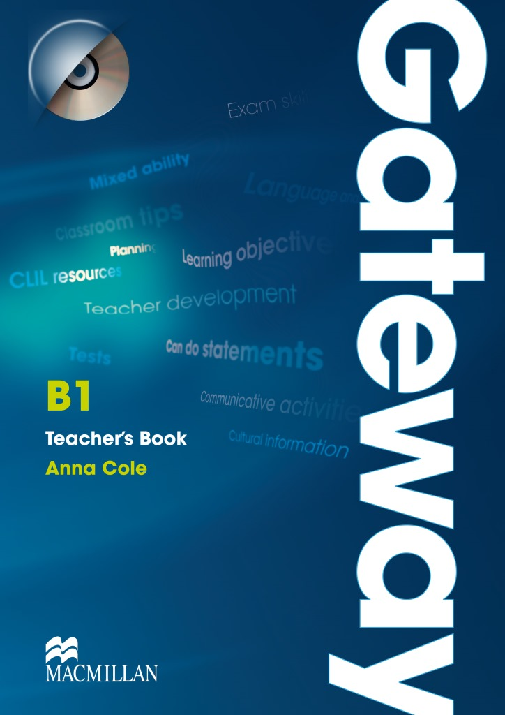 Gateway B1 Teacher's Book and Test CD Pack