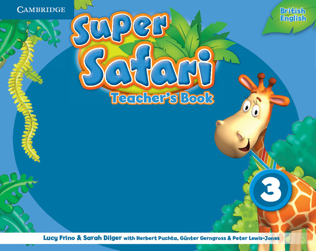 Super Safari Level 3 Teacher's Book