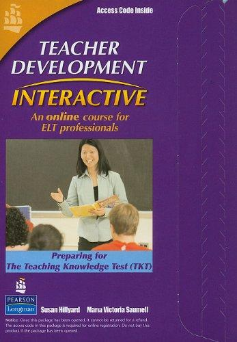 Teacher Development Interactive: Preparing for the Teaching Knowledge Test Student Access Card