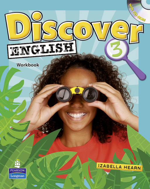 Discover English 3 Workbook and CD-ROM Pack