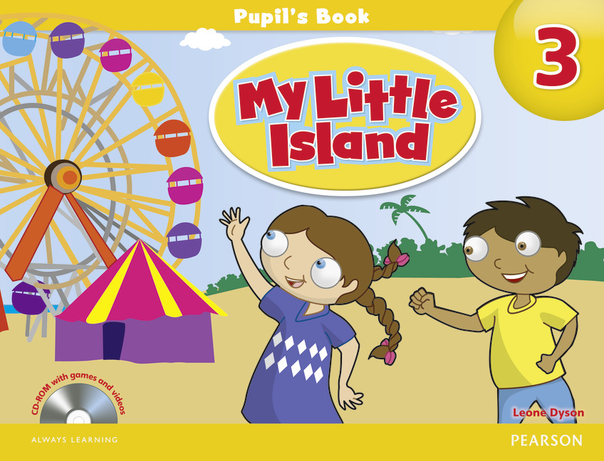 My Little Island 3 Student's Book and CD-ROM Pack