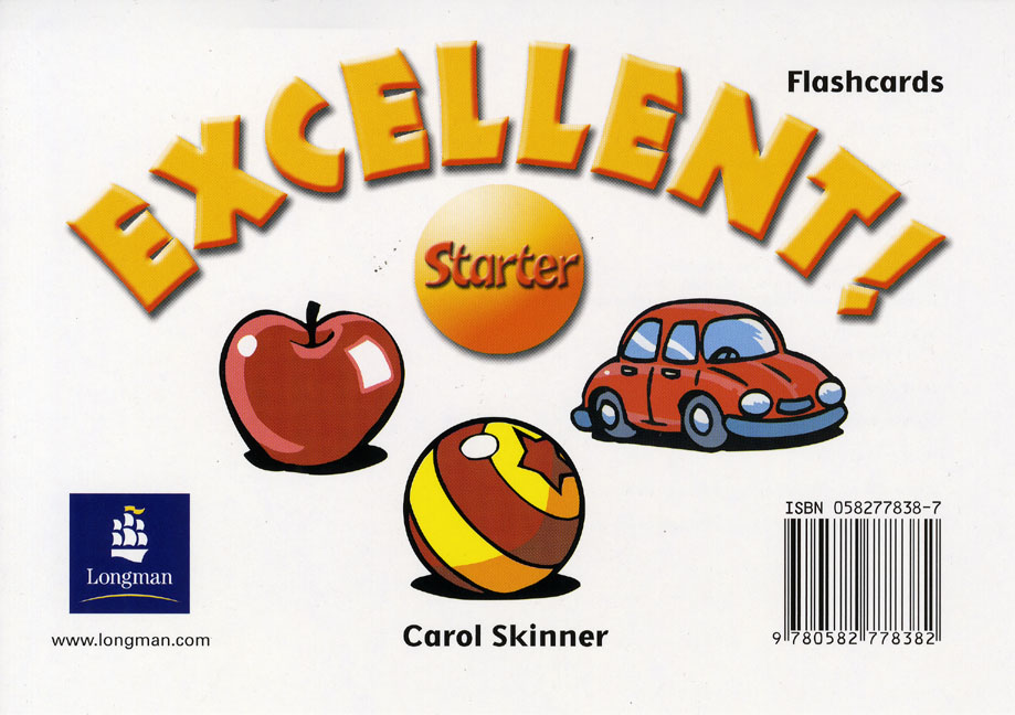 Excellent Starter Flashcards