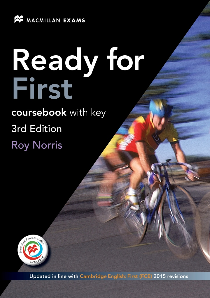 Ready for First 3ed Student's Book + MPO (+ SB audio) Pack with Key