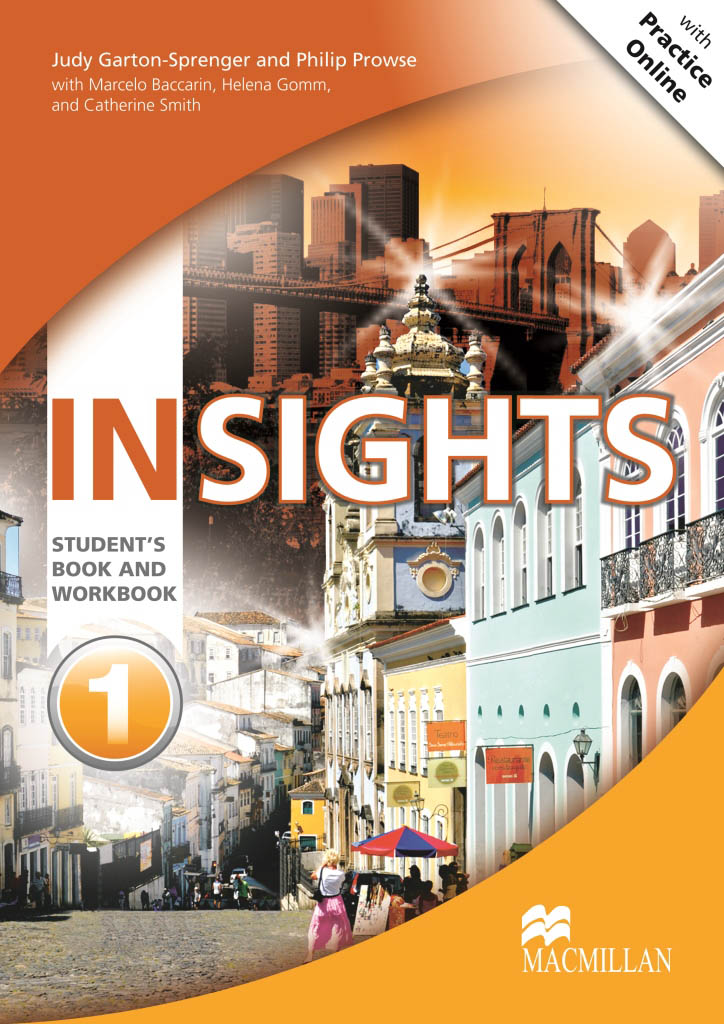 Insights Level 1 Student Book and Workbook with MPO pack