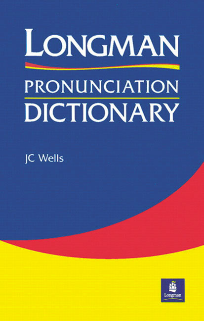Longman Pronunciation Dictionary Paper New Edition