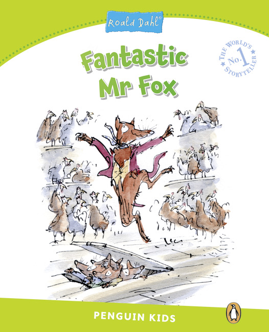 Penguin Kids 4 The Fantastic Mr Fox Reader