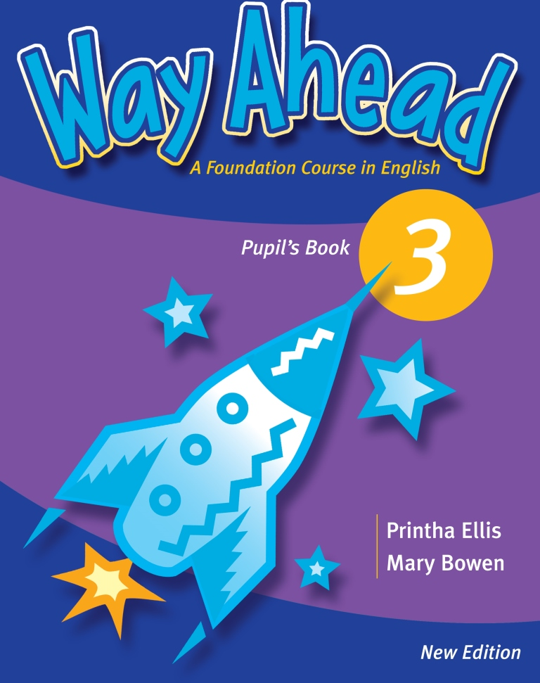 Way Ahead Revised 3 Pupil's Book & CD Rom Pack