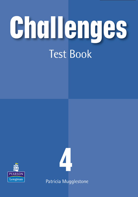 Challenges 4 Test Book