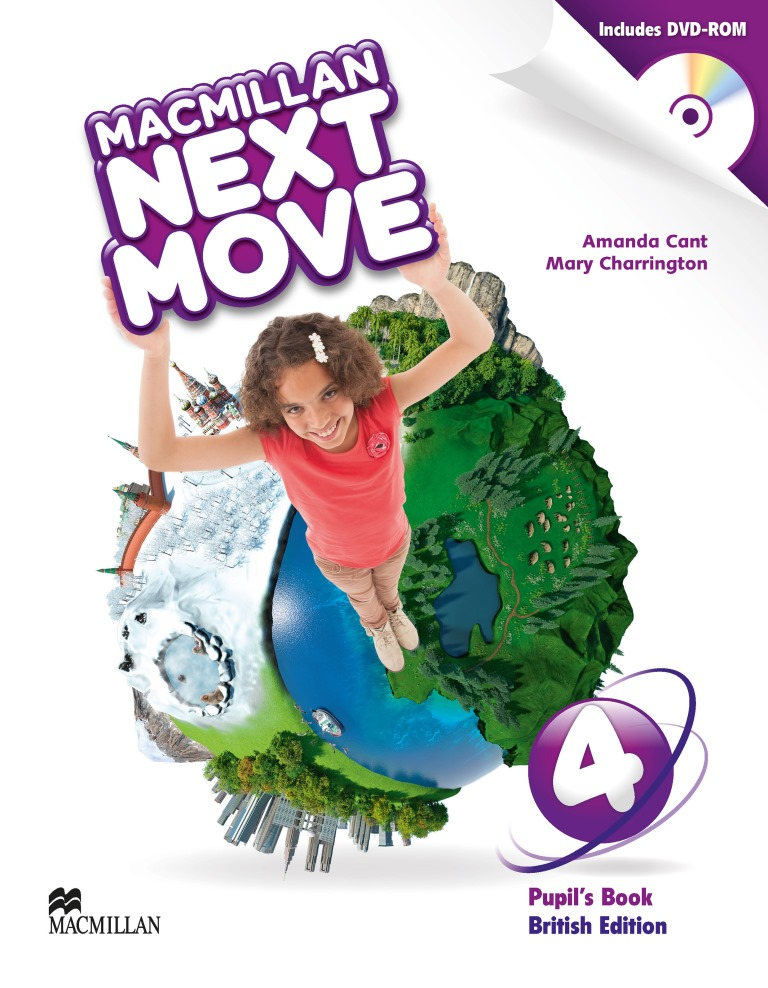 Macmillan Next Move 4 Student's Book Pack