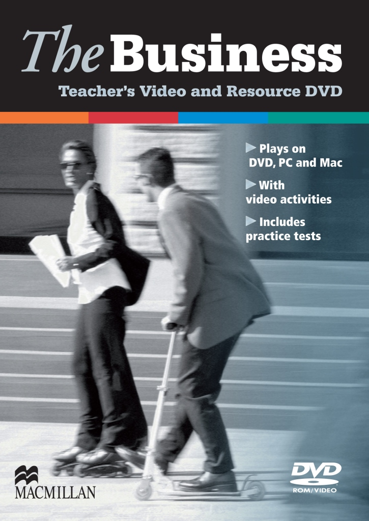 The Business Teacher's Video and Resource DVD