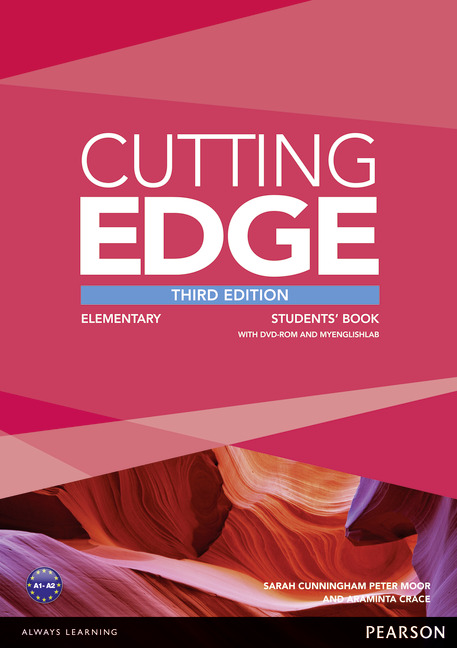 Cutting Edge 3Ed Elementary Student's Book + DVD Pack & MyLab Pack