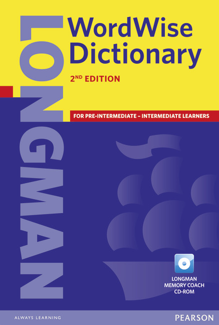 Longman Wordwise Dictionary Paper and CD-ROM Pack 2ed
