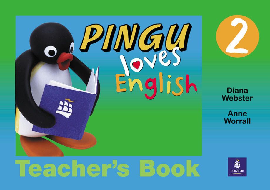 Pingu Loves English 2 Teacher's Book