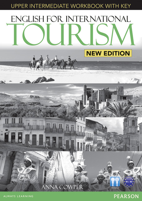 English for International Tourism New Edition Upper Intermediate Workbook with Key and Audio CD Pack