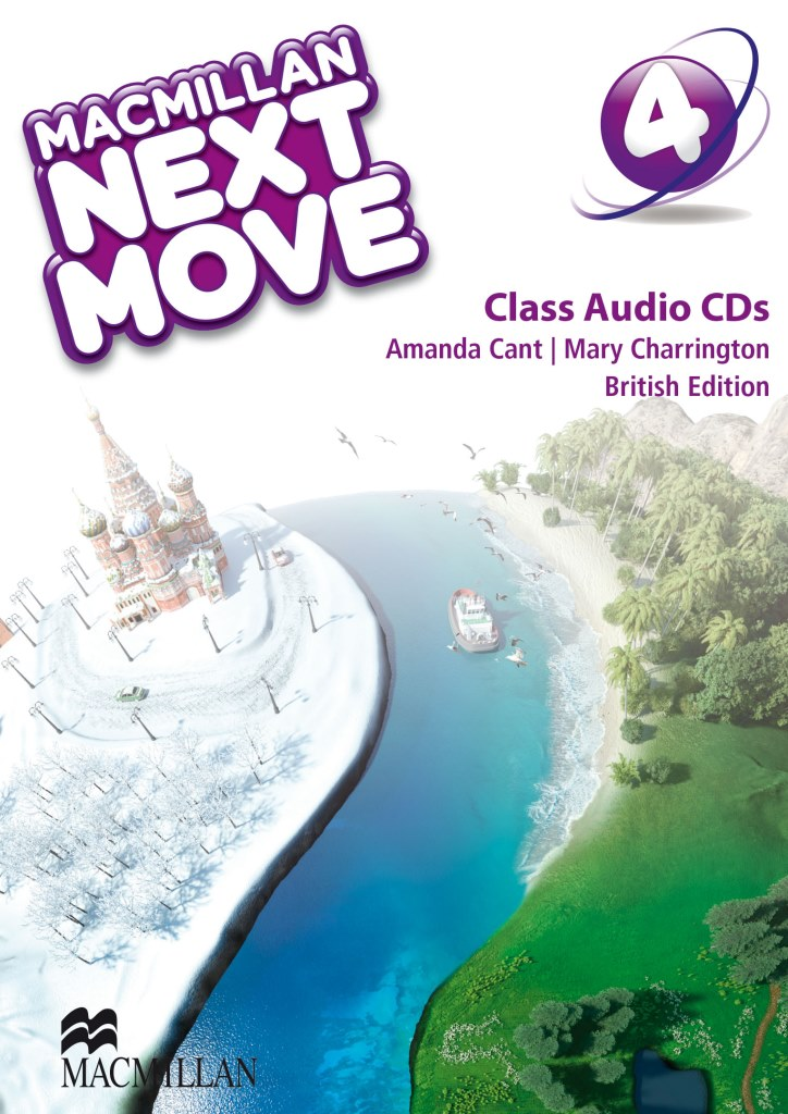 Macmillan Next Move 4 Class Audio CD