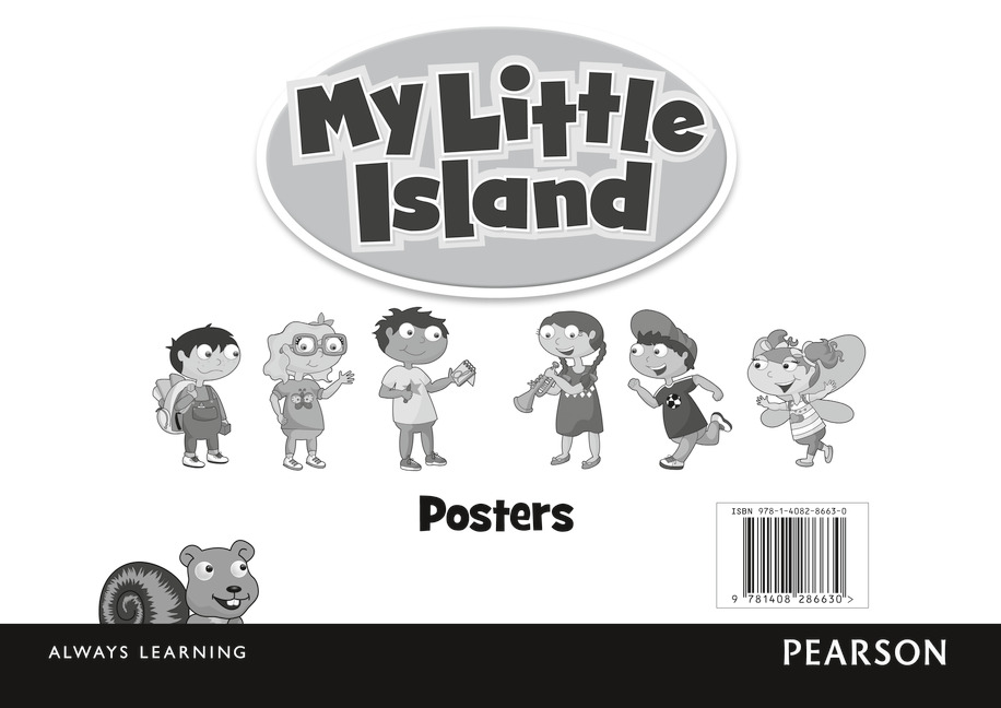 My Little Island 1, 2, 3 Poster