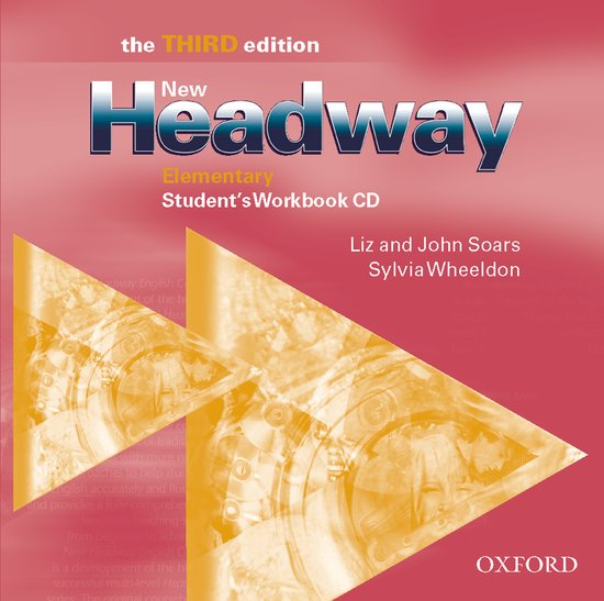 New Headway Elementary Third Edition Student's Workbook Audio CD