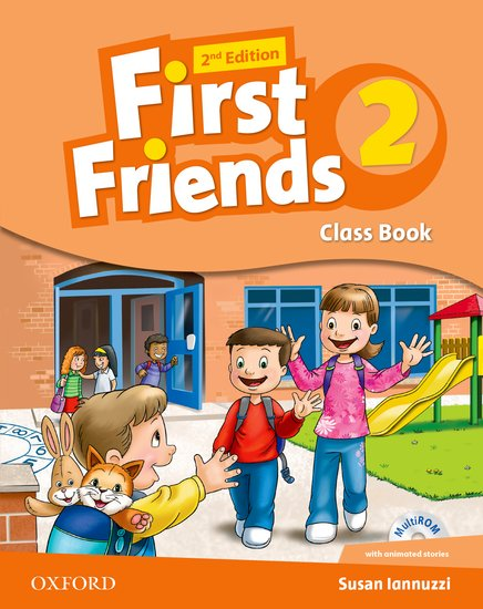 First Friends 1 Audio Class CD 2ED