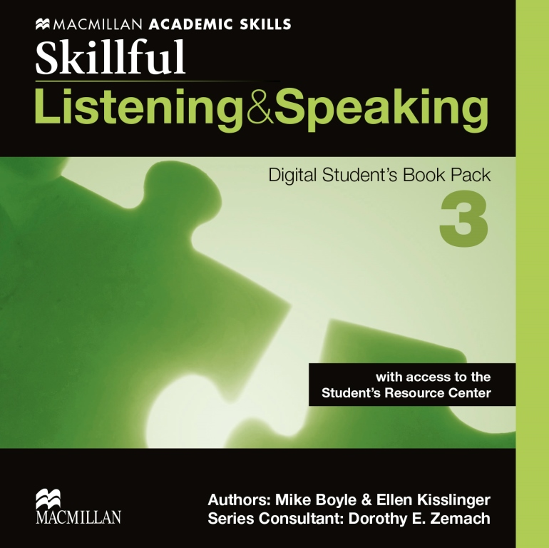 Skillful 3 Listening & Speaking Digital SBk Pack