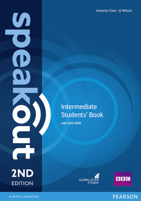 Speakout 2ed Intermediate Students' Book and DVD-ROM Pack