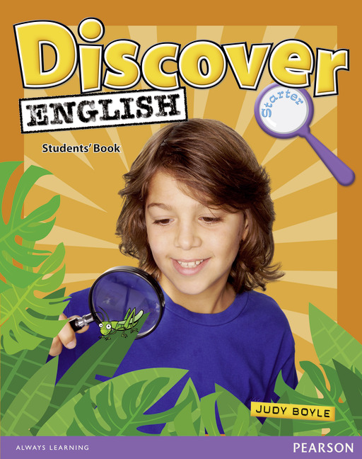 Discover English Starter Student's Book