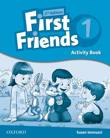 First Friends Level 1 Activity Book 2ED