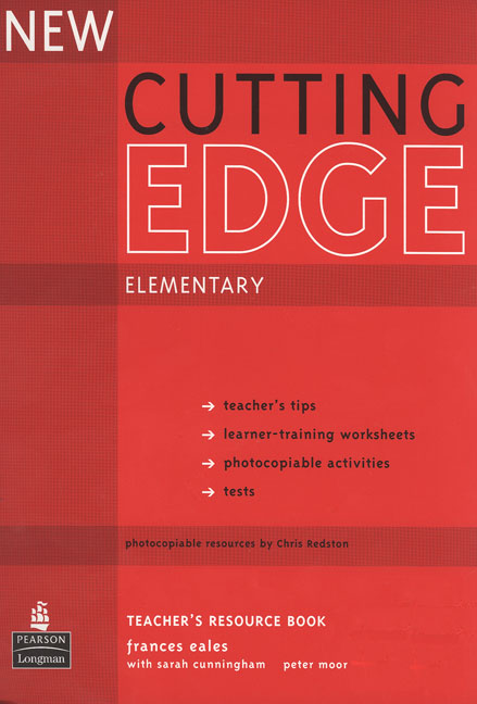 New Cutting Edge Elementary Teacher's Resource Book and Test Master CD-ROM Pack