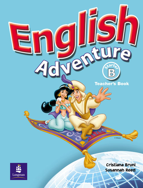English Adventure Starter B Teacher's Book