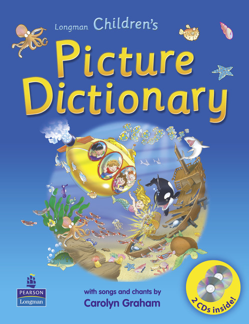 Longman Children's Picture Dictionary with CDs(2)