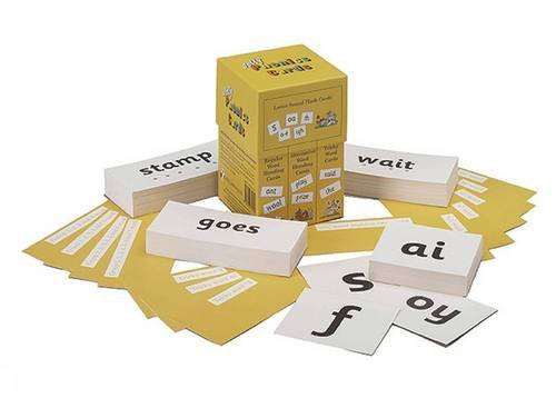 Jolly Phonics Cards