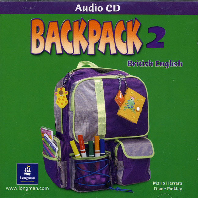 Backpack 2 Students CD