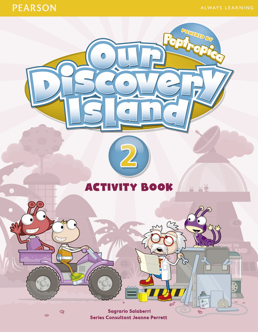 Our Discovery Island 2 Activity Book and CD-ROM Pack