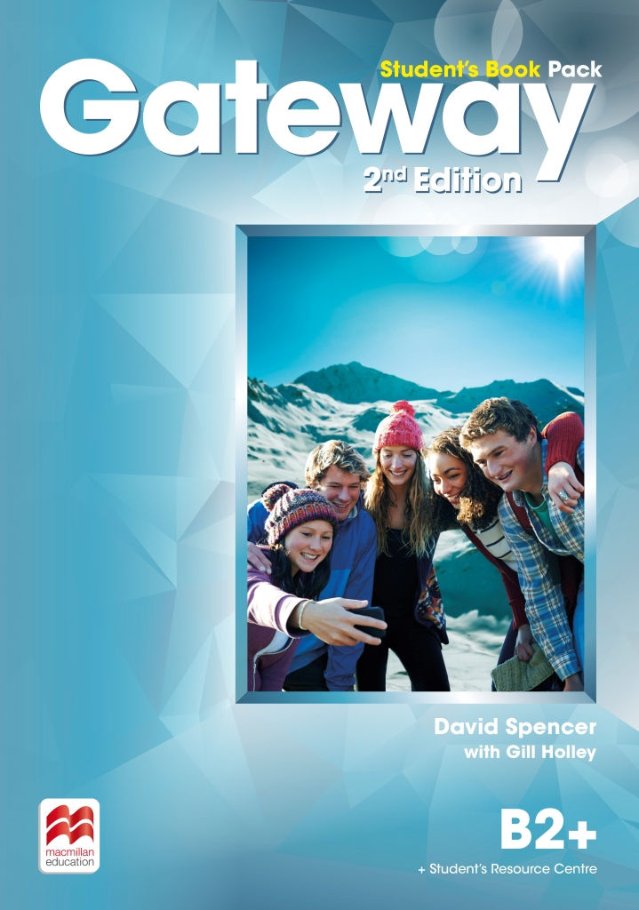 Gateway 2ed B2+ Student's Book Pack