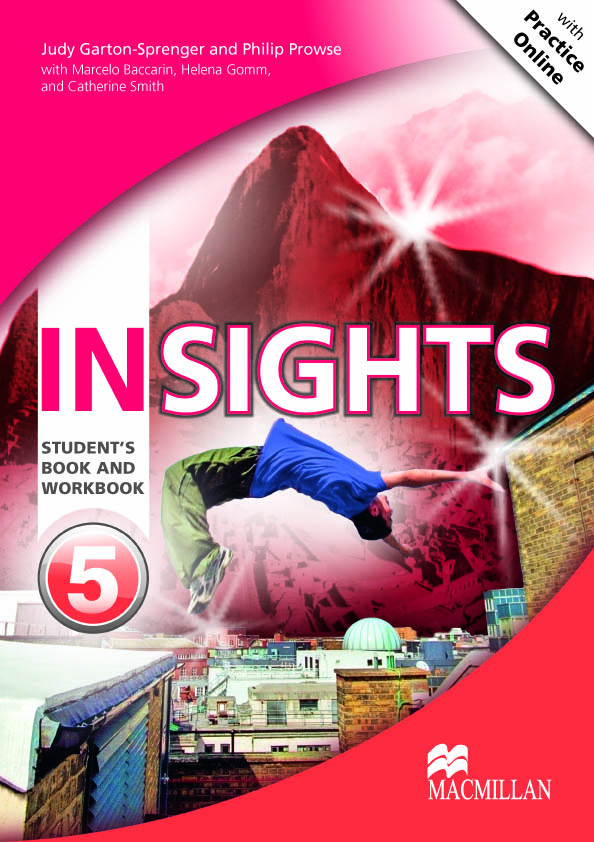 Insights Level 5 Student book and Workbook with MPO pack