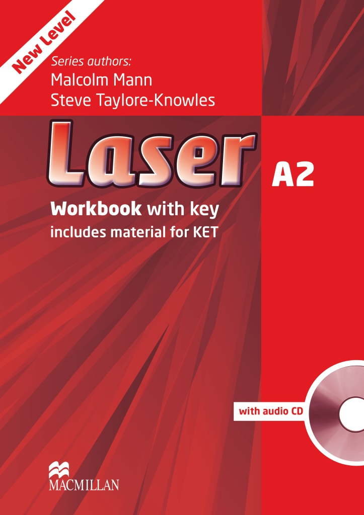 Laser 3ed A2 Workbook with key Pack