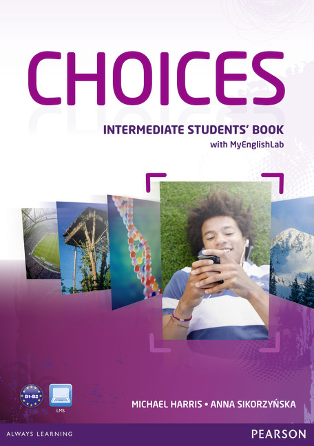 Choices Intermediate Students' Book & PIN Code Pack