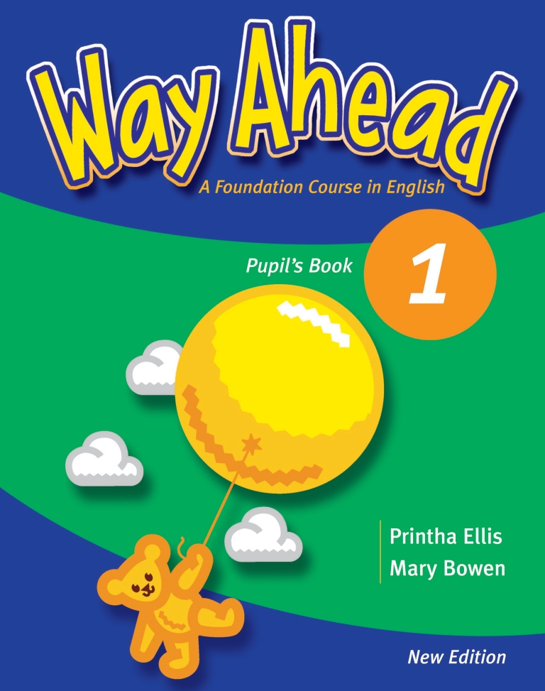 Way Ahead Revised 1 Pupil's Book & CD Rom Pack