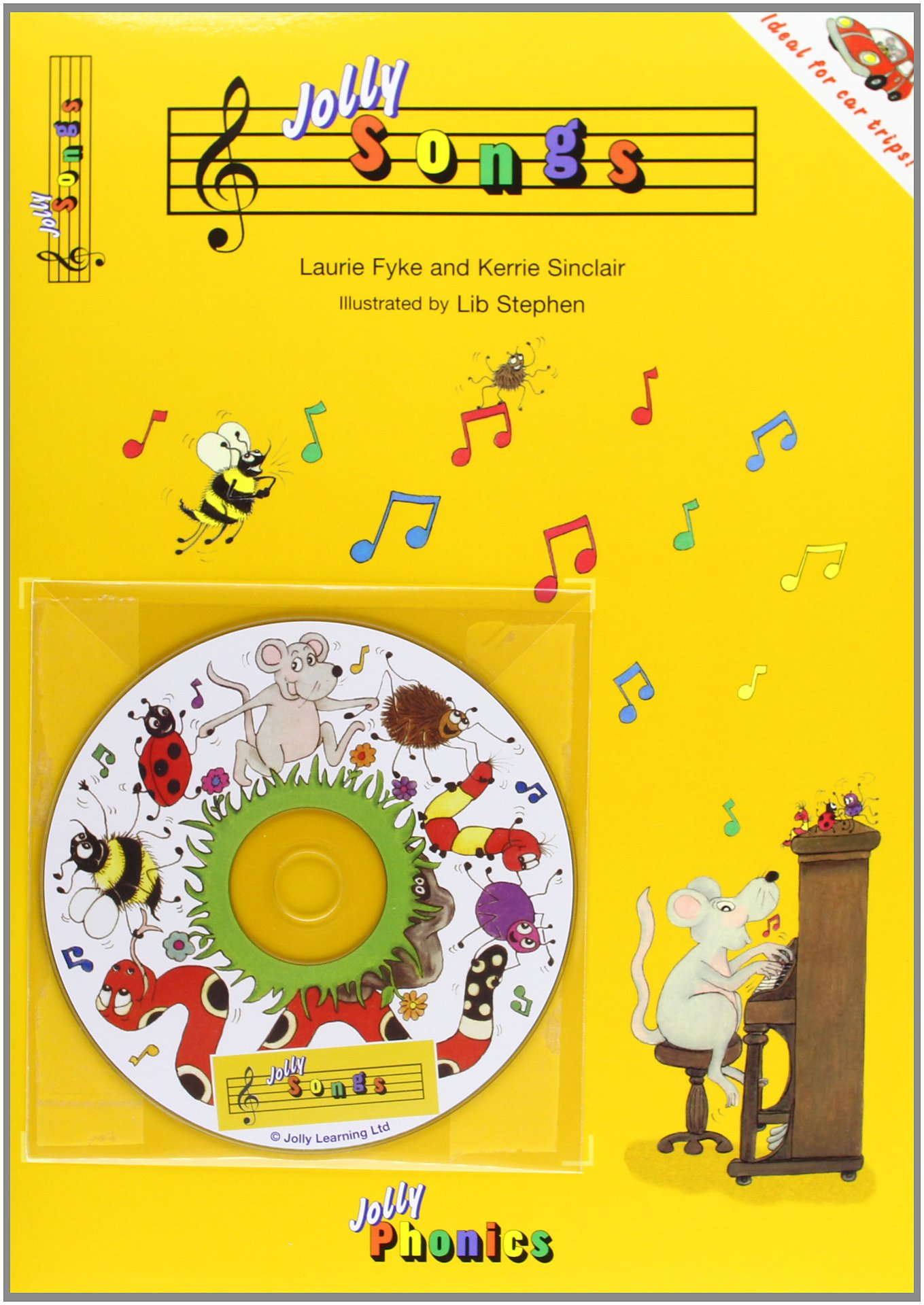 Jolly Songs (Book+CD)