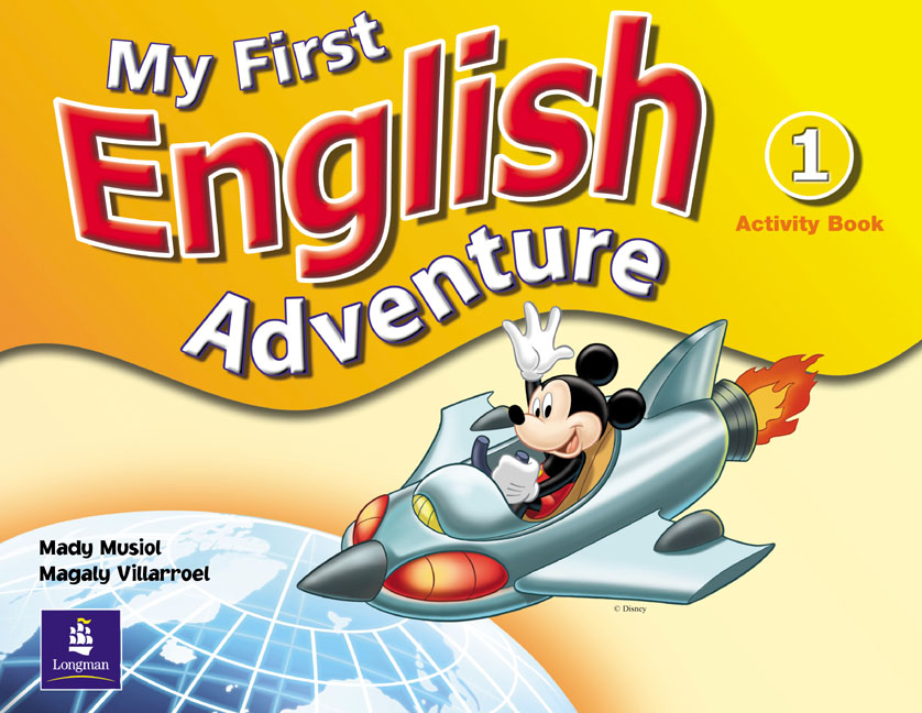 My First English Adventure 1 Activity Book