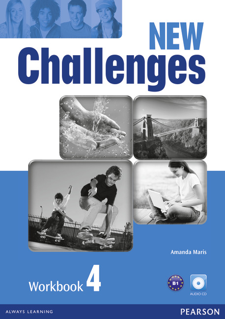New Challenges 4 Workbook & Audio CD Pack