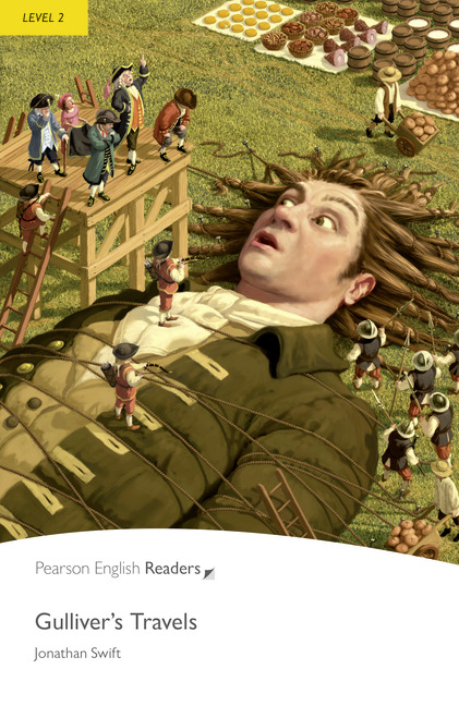Gulliver's Travels Book and MP3 Pack