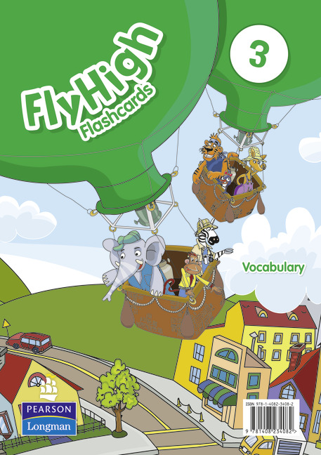 Fly High 3 Vocabulary Flashcards