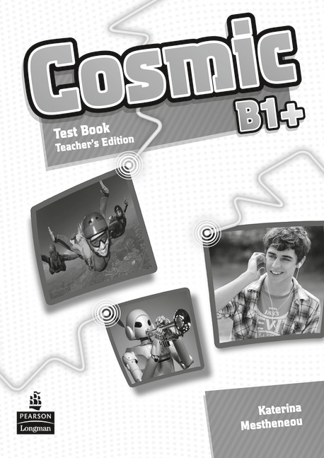 Cosmic B1+ Test Book Teachers Guide